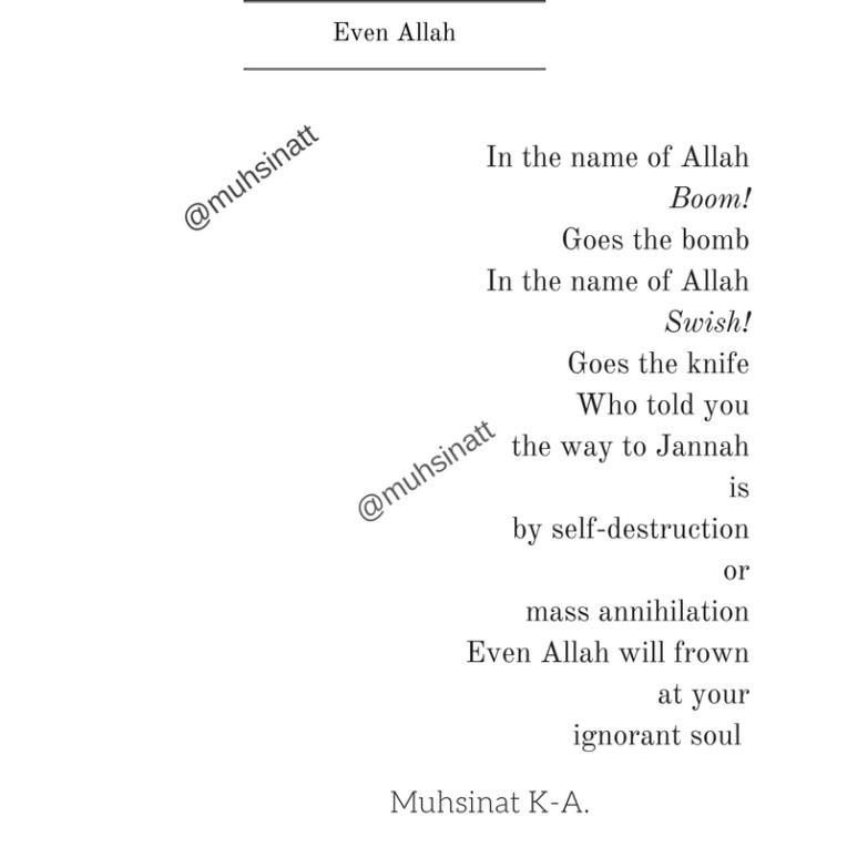 Even Allah